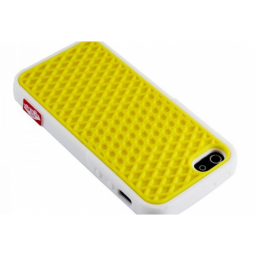 Vans Waffle Case iPhone 5 Geel