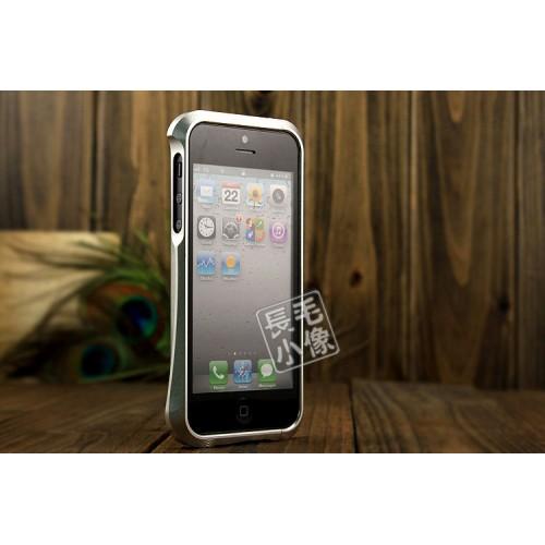 Apple iPhone 5 DEFF CLEAVE Bumper Case Aluminium Metaal